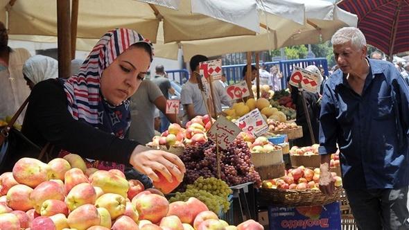 أسعار الخضراوات والفاكهة بسوق العبور اليوم