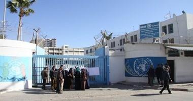 مصر تعرب عن قلقها على أوضاع اللاجئين عقب قرار أمريكا بوقف تمويل الأونروا
