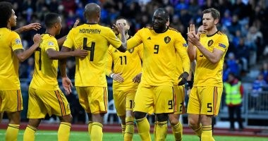 دورى الأمم الأوروبية.. بلجيكا تكتسح آيسلندا بثلاثية نظيفة