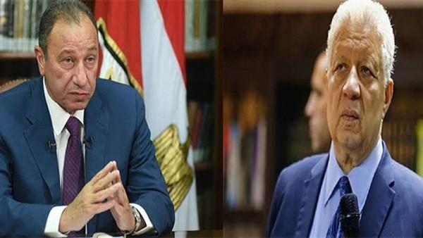 اشمعنى انا متكرمتش.. مرتضى منصور يهاجم تكريم محمود الخطيب.. فيديو