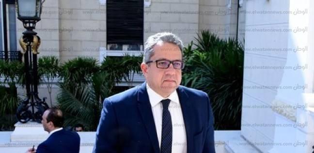 وزير الآثار: الإعلان عن عمل آثري ضخم السبت المقبل