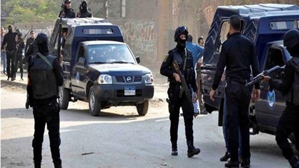 الداخلية تكشف تفاصيل مقتل 6 عناصر إجرامية بالشرقية في حادث استشهاد النقيب ياسر عمر