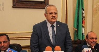 """رئيس جامعة القاهرة يحيل سرقة أوراق ومستندات بـ """" المبنى الإدارى 2 """" للنيابة"""