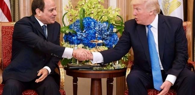 ترامب يرحب بافتتاح أكبر كاتدرائية في الشرق الأوسط: السيسي ينقل بلاده إلى مستقبل أكثر شمولا