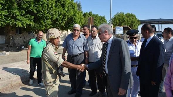 استنفار أمنى بجنوب سيناء قبل تظاهرات 11 نوفمبر