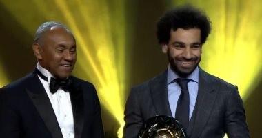 رسميًا.. محمد صلاح أفضل لاعب فى أفريقيا 2018 للمرة الثانية على التوالى