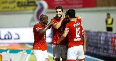 اهداف مباراة الأهلي و المصري في الدوري