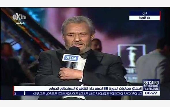 فيديو.. فاروق الفيشاوي: أسعى للقيام بأعمال تعيد السينما الحقيقية