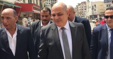 نقل رئيس مدينه المحلة للعمل بديوان عام محافظة الغربية