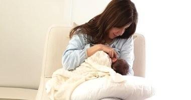 نانسى عجرم: الرضاعة الطبيعية من أجمل التجارب فى حياتى