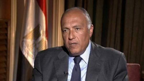 شكري يفتتح مجلس الأعمال المصري- البرتغالي