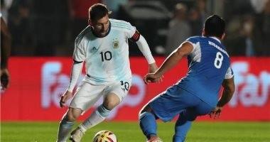 ملخص وأهداف مباراة الارجنتين ضد نيكاراجوا