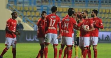 إقبال كثيف من جماهير الأهلي بالإسكندرية على شراء تذاكر مباراة سيمبا