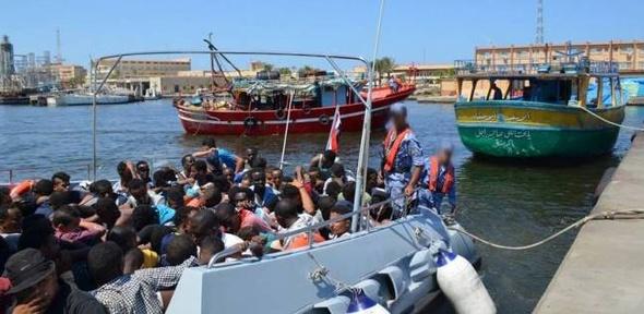 """""""الهجرة"""": نبحث عن حل لإنهاء أزمة الصيادين المصريين مع الكفيل السعودي بالجبيل"""