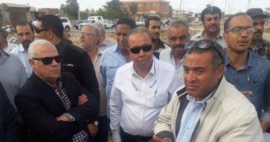 23 ديسمبر الافتتاح الرسمى للكوبرى العائم بين بورسعيد وبورفؤاد