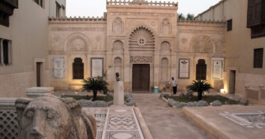 هل سرقت أيقونة المسيح الأثرية من المتحف القبطى؟.. الوزارة تجيب