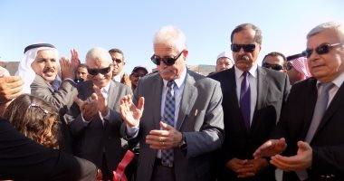 بالفيديو والصور.. محافظ جنوب سيناء ومدير الأمن يفتتحان مشروعات قومية بـ50 مليونا