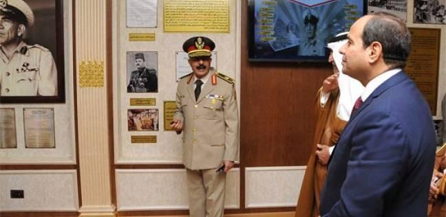 بالصور  قبل متحف سوهاج.. 4 متاحف افتتحها الرئيس السيسي خلال عامين