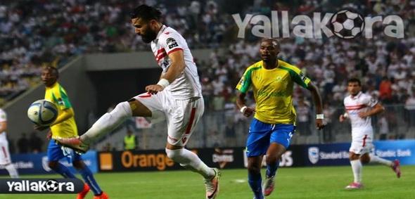 الزمالك: باسم سيعود بعد مباراة الإسماعيلي
