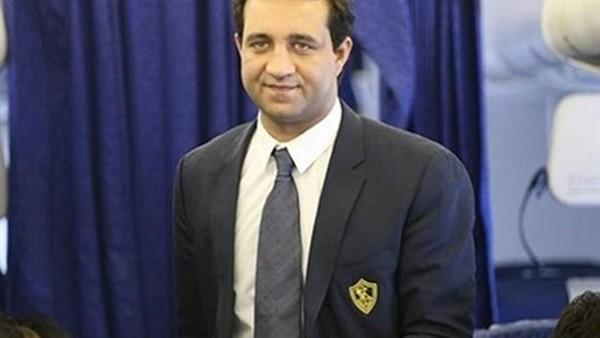 أحمد مرتضى منصور يدافع عن مسئولى الزمالك بعد هجوم ميدو