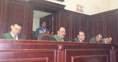 تأجيل محاكمة المتهمين بحادث قطار الإسكندرية لـ 24 أكتوبر