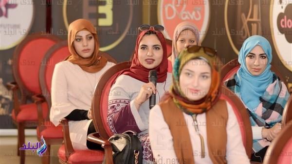 كواليس التحضيرات النهائية لمسابقة ملكة المحجبات العرب.. صور