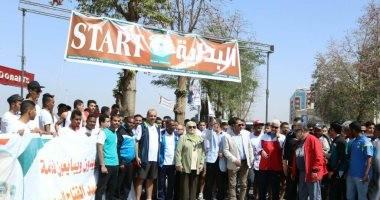 صور.. جامعة أسوان تنظم فعاليات المرحلة الثانية لسباق الجامعات المصرية