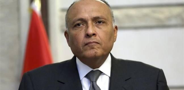 شكري يؤكد لمستشار الأمن القومي الأمريكي أهمية دعم البيت الأبيض لمصر