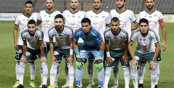المصري يفوز علي الداخلية برباعية في مباراة مثيرة