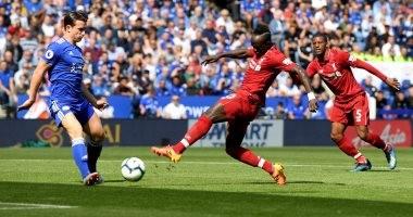 ليفربول يتفوق على ليستر سيتى 2 - 0 فى الشوط الأول.. فيديو