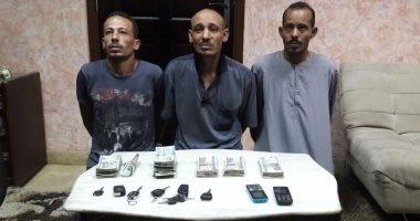 سقوط عناصر تشكيل عصابى تخصص فى سرقة السيارات بمصر الجديدة
