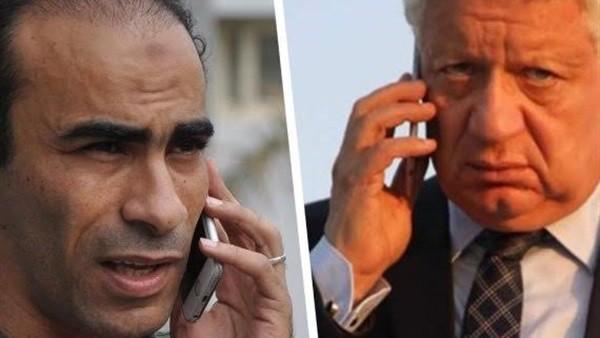 يتحرش بنادي الزمالك.. مرتضى منصور يفتح النار على سيد عبدالحفيظ