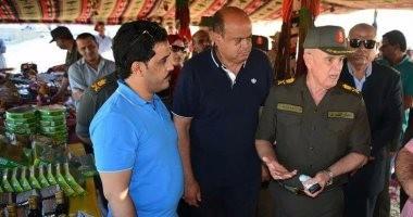 محافظ مطروح يتابع الاستعدادات لزيارة الرئيس السيسى للعلمين