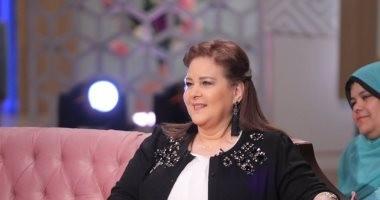 """دلال عبد العزيز مع الزعيم فى منزلهما بـسبب """"فلانتينو"""".. السبت المقبل"""