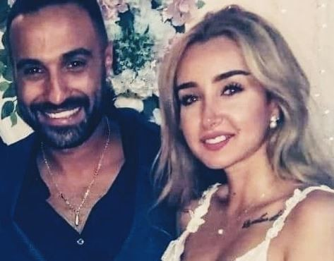 بالفيديو والصور.. خطوبة هنا زاهد وأحمد فهمي في حفل عائلي بسيط