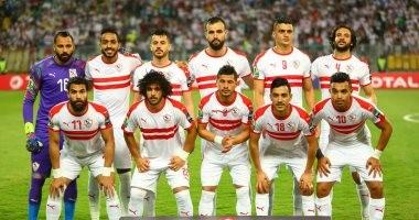خالد بو طيب و محمد عنتر خارج قائمة الزمالك أمام النجم الساحلي