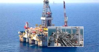 القابضة الكويتية: 2.4 تريليون قدم غاز احتياطى بحقل شمال سيناء البحرى