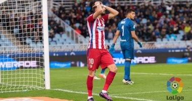 بالفيديو.. أتلتيكو مدريد يسقط أمام سوسيداد ويفقد فرصة صدارة الليجا