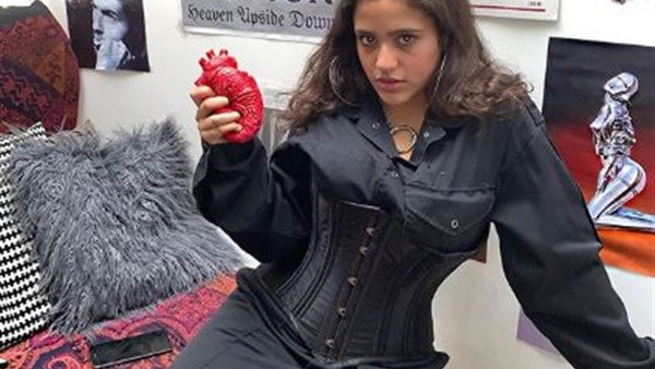سوف آكل قلبك.. ابنة عمرو دياب تثير جدلا عبر السوشيال ميديا