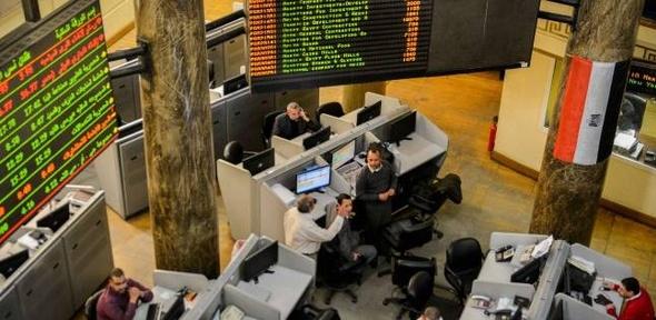 البورصة تربح 12.1 مليار جنيه في ختام تعاملات اليوم