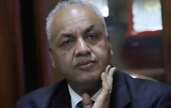 فيديو.. بكري يطالب بوضع أمير قطر على قوائم الترقب