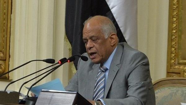 عبد العال يدعو النواب للتصويت على برنامج حكومة مدبولي غدا