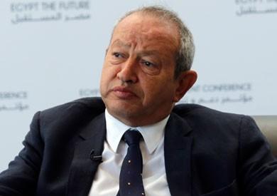 ساويرس: سوق العقارات يواجه أزمة تمويل.. وأنصح بالاستثمار في الذهب
