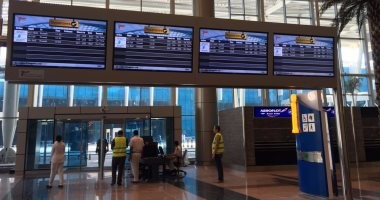 القبض على 36 هاربا وتحرير 41 مخالفة مرورية فى حملة أمنية بالمطار