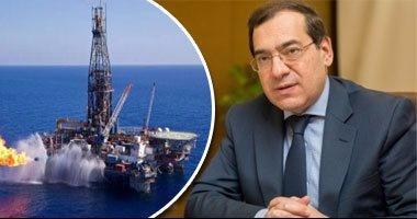 وزيرالبترول: اكتشافات الغاز بالمتوسط تحقق الاكتفاء الذاتى بحلول 2021