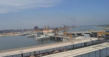 أحدث صور لقناطر أسيوط الجديدة قبل افتتاح الرئيس السيسى لها غدا