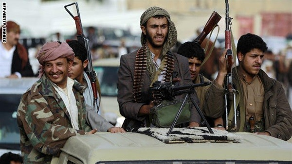 قناة العربية: مقتل 6 قياديين حوثيين في جبهة الملاحيظ بصعدة