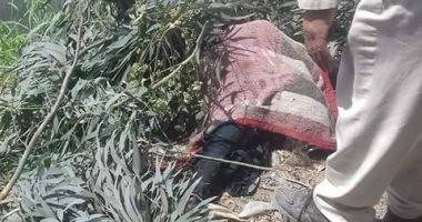 أمن القليوبية يكثف جهوده لكشف لغز العثور على جثة طفل ملقاة بأرض زراعية بطوخ