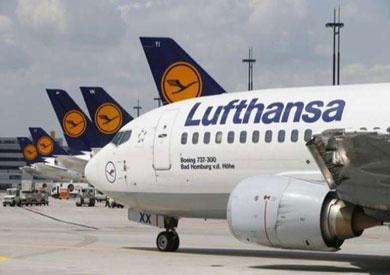 إلغاء 830 رحلة في اليوم الثالث لإضراب طياري «لوفتهانزا»
