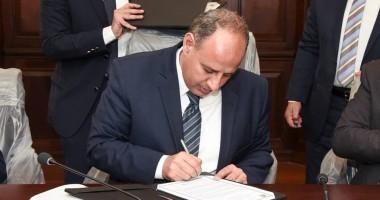 """محافظ الإسكندرية يطلق مبادرة مجتمعية لتوصيل المرافق لمشروعات """"بشاير الخير"""""""